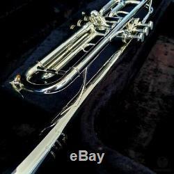 Belle! 1974 Benge 3 Mlp 0,464 Alésage Resno Trompette De Bell Trempé Gamonbrass