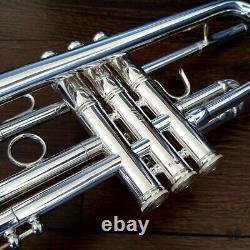 Belle! 1974 Benge 3 Mlp 0.464 Bore Resno Tempered Bell Gamonbrass Trompette