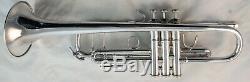 Belle 1998 Bach Stradivarius 180s37 Bb Trompette Argent