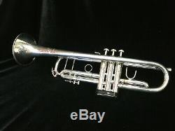 Belle Bach Stradivarius Modèle 43 Bb Trompette