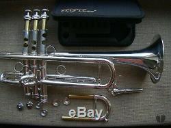 Belle! Conn Vintage One 1b34, Système Mvw, Trompette Cas Gamonbrass