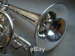 Belle État D'usage! 6335hs Vintage 90 Yamaha Cornet Heavywall