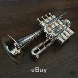 Belle! Henri Selmer Paris 365 Bb / A Piccolo Trompette, Cas Gamonbrass