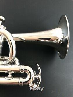 Benge 4 Valve Piccolo Trompette