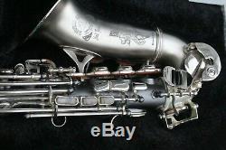 Big Pro De Bell Pierre Saxophone Soprano Courbé