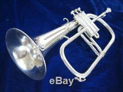 Bonne Selmer (paris) Bugle Made In France, Propre, Bon Vannes