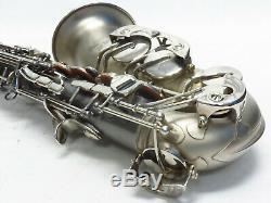 Boulet De Canon De Bell Big Series Pierre Hotspur Saxophone Alto