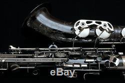 Brand New Julius Keilwerth Sx90r Saxophone Ténor Noir Ombre Noirbarn