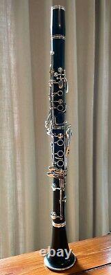 Buffet Clarinet Crampon R13 Professional Clarinet Bb Avec Clé Plaqué Argent