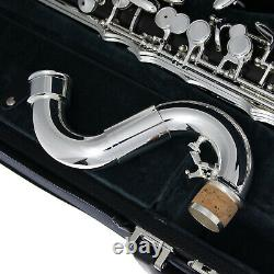 Buffet Crampon Prestige 1193 Basse Clarinette À Faible C Bc1193-2-0 Neuf