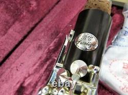 Buffet Crampon Rc Prestige Key De D Clarinette Argent Plaqué Clés