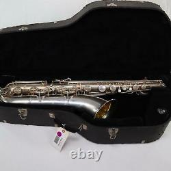 C. G. Conn Modèle 12m Transition Baryton Saxophone Sn 235747 Gorgeous