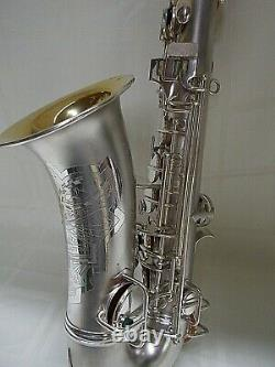 C. G. Conn Première Transition Alto Sax (1931)