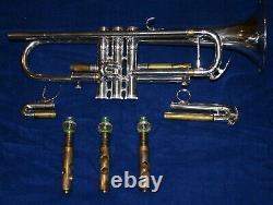Calicchio Hollywood C Trompette Rare Cloche Courte En Excellent État