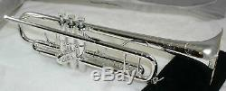 Cloche En Argent Trompette Stradivarius En Or Lavé Artisan Bell