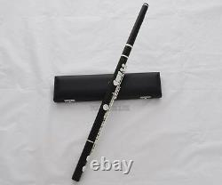 Concert Professionnel Alto Flute Ebony Wood Brand New With Case
