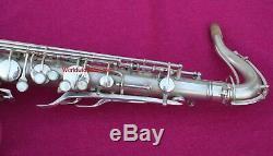 Conn 1930 Art Deco, New Wonder II Chu Berry Tenor Saxophone Worldwidesax