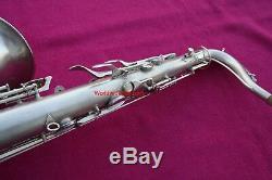 Conn 1930 Art Deco, Nouvelle Merveille II Saxophone Ténor Chu Berry Worldwidesax