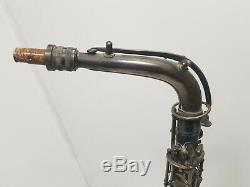 Conn Argent Plaqué C Melody Saxophone