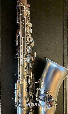 Conn Chu Berry Alto Saxophone-prêt À Jouer! Grande Condition