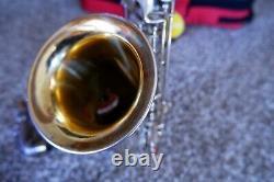 Conn New Wonder Ii'art Deco ' Alto Saxophone