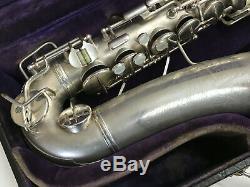 Conn Transitionnel, Art Déco, Saxophone Alto # 245993