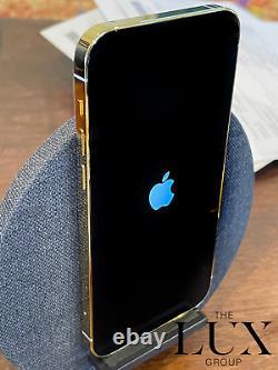 Custom Apple Iphone 12 Pro 512go 24k Gold Plated Factory Unlocked Gsm Cdma