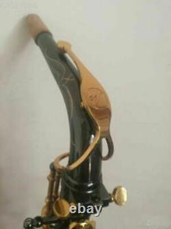 Custom Made Saxophone Neck Argent/or Plaqué Ténor Alto Soprano Baryton