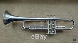 D. Calicchio Dt-s1s / 3m Dave Trigg Modèle, Trompette Gamonbrass Cas D'origine