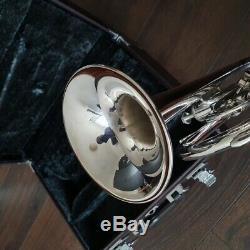 Denis Wick Cornette Goldplated Porte-parole De 6610s Yamaha Professional