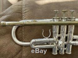 Edwards Bb Trompette. 460 Bore D4 M23b De Bell Professional Branche D'embouchure Jazz Lead Latine