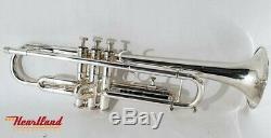 Eterna Par Getzen Severinsen Model (1976-1979) Pro Bb Trompette (he3001251)