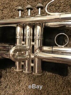 Étui D'origine Pour Trompette Stradivarius Modèle 37 De Bach