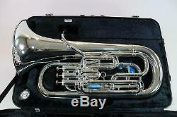 Euphonium De Compensation Professionnel Avec Déclencheur, Modèle Yep-642tsii De Yamaha, Neuf