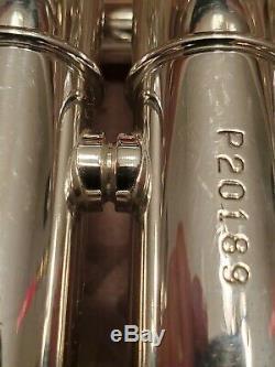 Getzen Eterna 700 Bb Trompette (semi-professionnel)