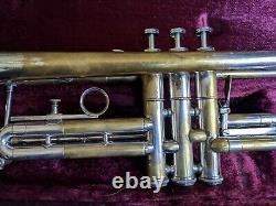 Getzen Eterna Severensen Modèle Trompette Professionnelle