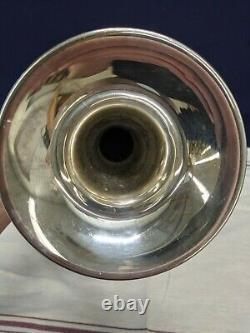 Getzen Eterna Severinsen Modèle Trompette 1976-1979 Argent Mutes Muth Piece Case