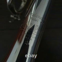 Grand Bore Bach Stradivarius 72 Trompette Légère 25lr Gamonbrass