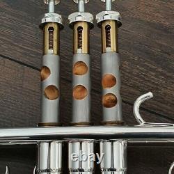 Grand Bore Schilke B3 0.463 Trompettiste Porte-bouchon Gamonbrass