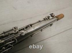 H. N. Blanc 1920 Est Roi Soprano Saxophone. Très Bon État Et Plays Great