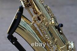 Henri Selmer Paris 52 Axos Mint Demo Professional Alto Saxophone Livraison Gratuite