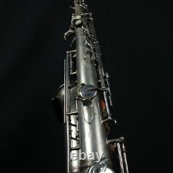 Ida Maria Grassi Jade Roller Series 4 Saxophone Alto Plaqué Argent