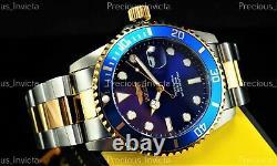 Invicta 38mm & 42mm Hommes & Femmes Pro Diver Two Tone Quartz Two Watches Set