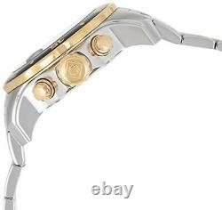 Invicta Homme Pro Diver 48mm Bracelet En Acier Et Boîtier Quartz Montre Analogique 80040