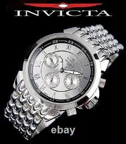 Invicta Homme Pro Driver Chronographe 2 Tons Cadran Montre De Luxe 2875