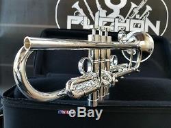 Jp By Taylor Silver Custom Trompette Sib - Professionnel