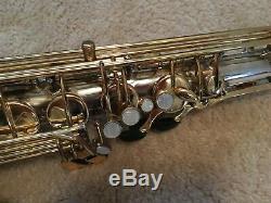 Jupiter Tenor Saxophone 889sg Excellent Etat