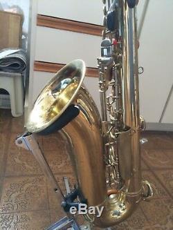 King Super 20 Saxophone Ténor