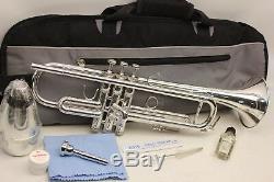 La Burbank Trumpet L Professional Construite Par Kanstul Après Benge À Los Angeles