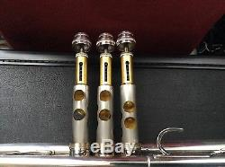 Le Plus Bas Prix $ Impressionnant Imprimé Mint L Bore Comité Jazz Martin T3465 Trompette Silver Bb